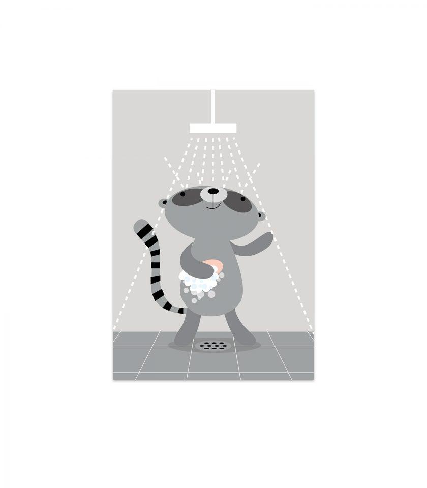 Sture Lemur Duschar